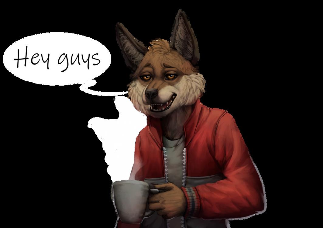 Hey guys (Update) by Ink-Mug