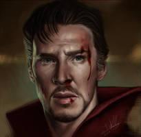 Doctor Strange Portrait