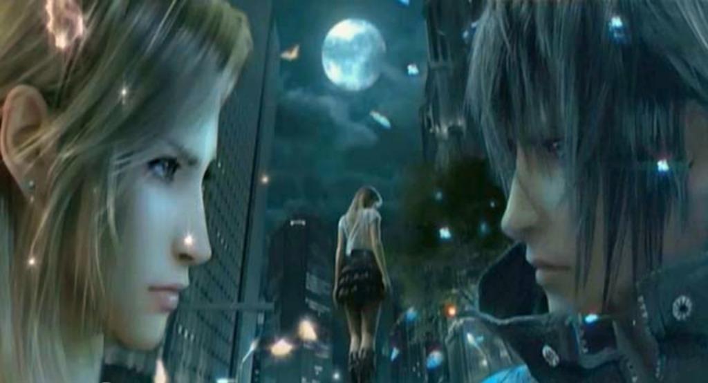 Final Fantasy Stella And Noctis