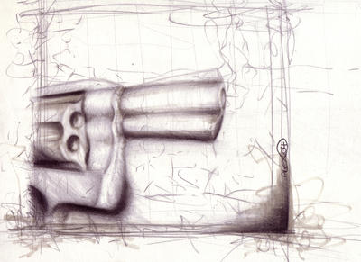 gun by anowak