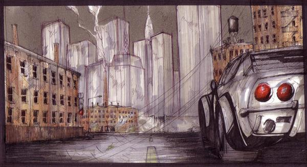 city by anowak
