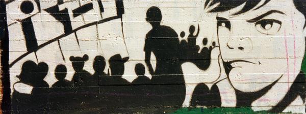 street art by anowak