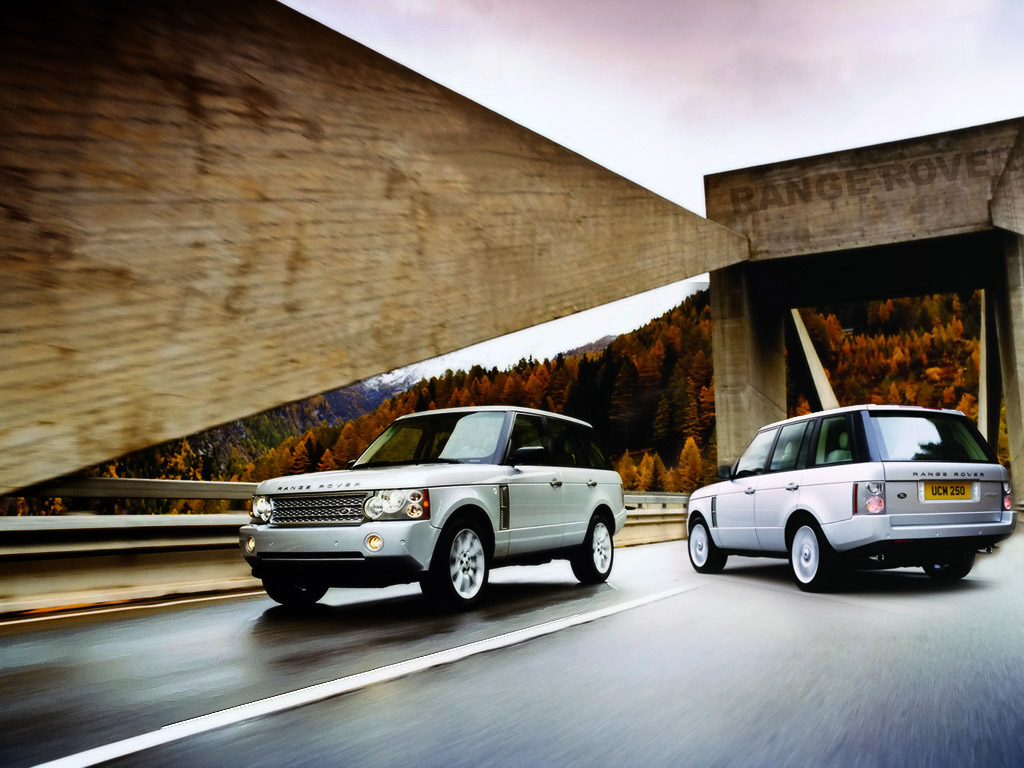 RANGE ROVER WALLPAPER by youngxxblood