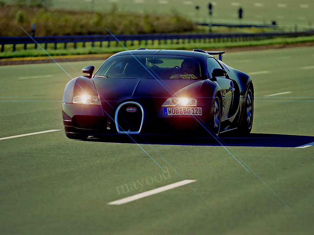 bugatti veyron by youngxxblood