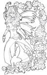 Spring is here....lineart