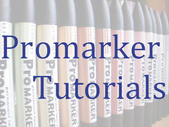 Promarker tutorials collection by Namtia