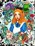 Alice's adventures in Wonderland by Namtia