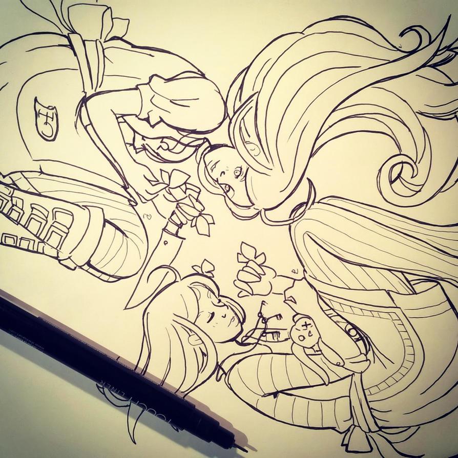 Alice(s) WIP by Namtia