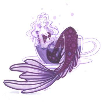 Black tea by Namtia