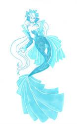 Aquamarine by Namtia