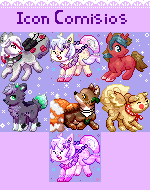 Icon comissions*closed* by TwoPhoenixAdopts