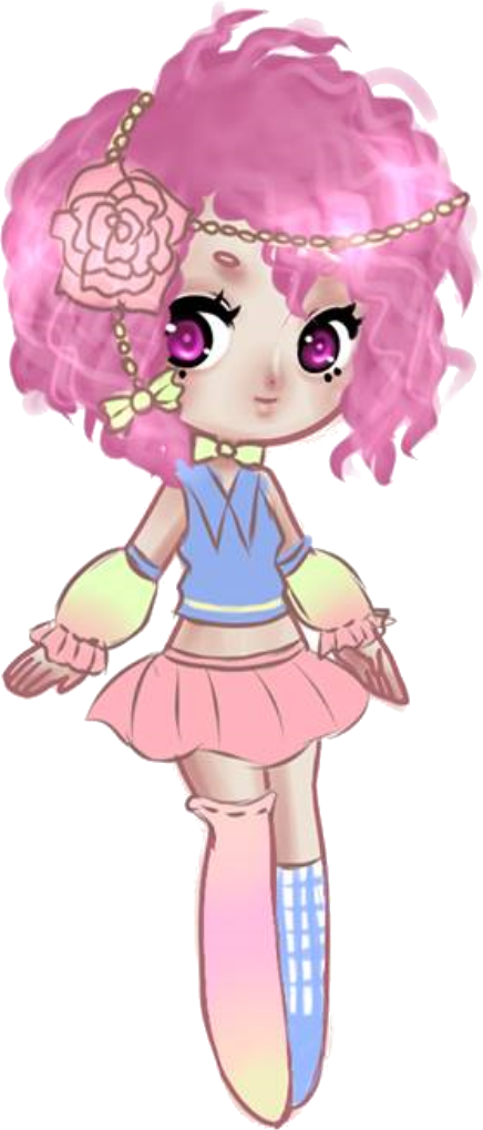 Kawaii Chibi girl *Auction* *CLOSED* by TwoPhoenixAdopts ...