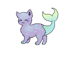 Purple Mercat Auction *CLOSED* by TwoPhoenixAdopts
