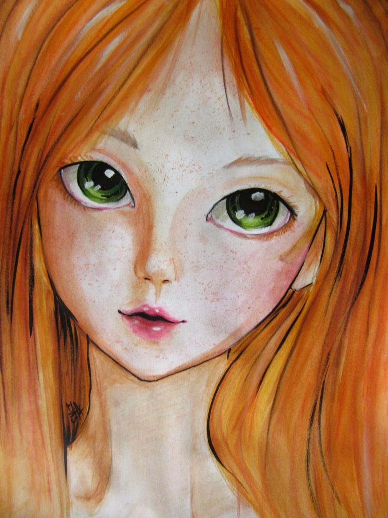 Ginger by InHimmel