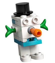 Snowman Gonk Droid