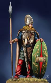 Celt Warrior