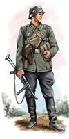 German Unteroffizier