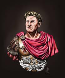 Julius Caesar by sandu61