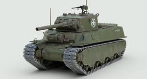 US M6 Heavy tank
