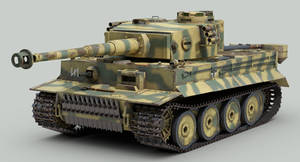 SdKfz 182 Tiger 1
