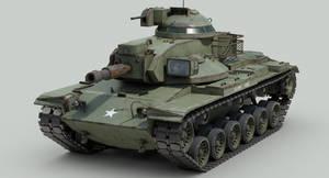 M60A2 Starship tank