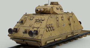 Artillerie Wagen