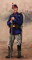 Romanian Infantry (1877)