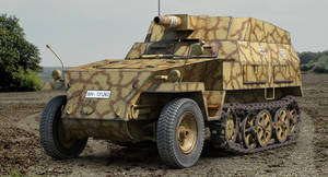 SdKfz 250/8 Stummel