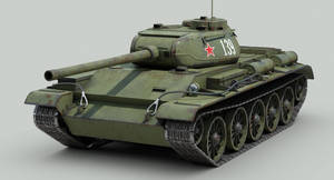 T44  Russian tank