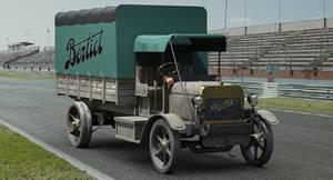 Berliet CBA Truck