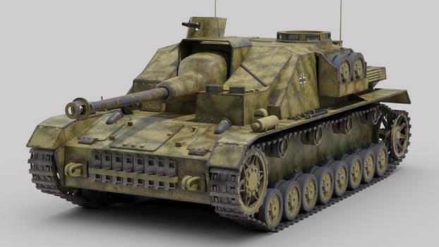 STUG 4 SdKfz 167