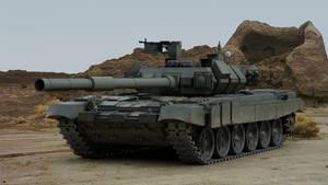 T 90 MBT