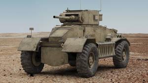 AEC Mk1 armored car