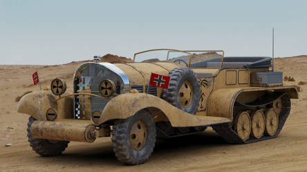 Rommel Limo (Fictional)