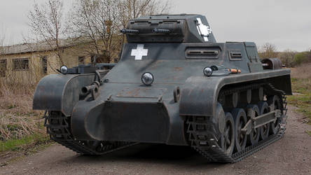 Panzer1 (SdKfz 101)
