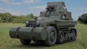 Schneider Kegresse P16