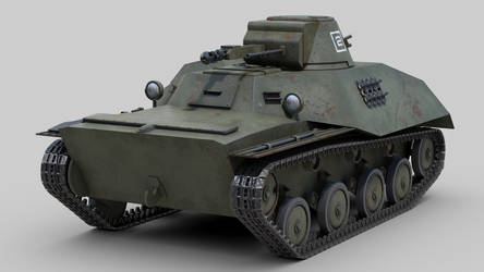 T40 Light Tank