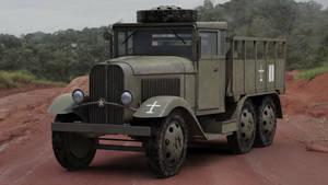 IJA Type 94 Truck