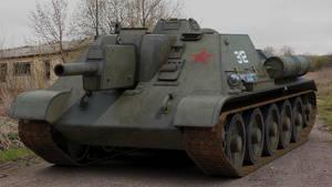 SU 122 Assault Gun