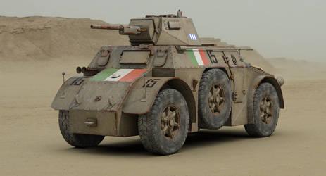 AB 41 Armored Car