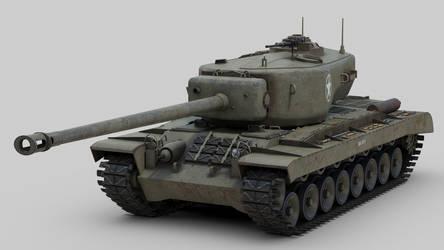 T 29 Heavy Tank