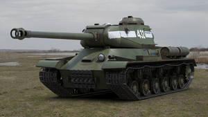 IS2 Russian Tank