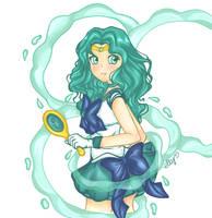 Sailor Neptune by KireiAimi