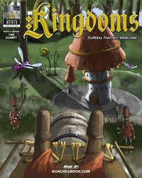 Kingdoms Webcomic Cover