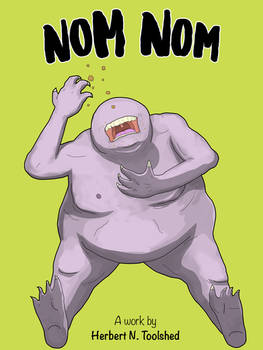 Nom Nom Webcomic Cover