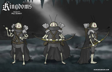 The Archers by Gargantuan-Media