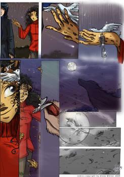 Guard Comics page
