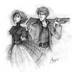 Maretta and Jeff