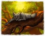 Cat Kira commission