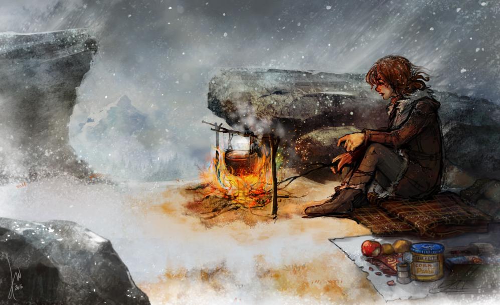 Keep Warm Yourself